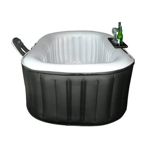 Spa gonflable mspa carr alpine lite sp b100l 2 places mypiscine - Baignoire spa 2 places ...