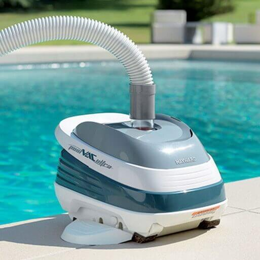 Robot de piscine hayward pool vac ultra pro mypiscine for Robot pour piscine