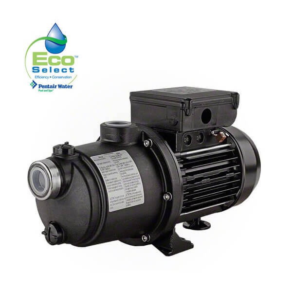 Surpresseur de piscine 1 5 cv 5 turbines sta rite mypiscine for Surpresseur piscine