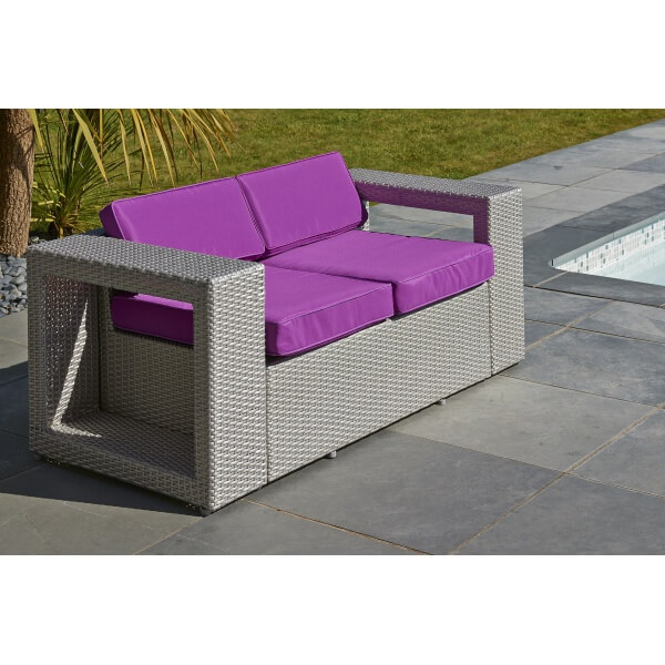 salon de jardin m diterran e 6 places mypiscine. Black Bedroom Furniture Sets. Home Design Ideas