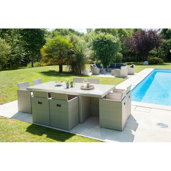 table de jardin encastrable l 39 artisanat et l 39 industrie. Black Bedroom Furniture Sets. Home Design Ideas