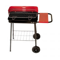 Barbecue à charbon rectangle Camping 50-30 BR