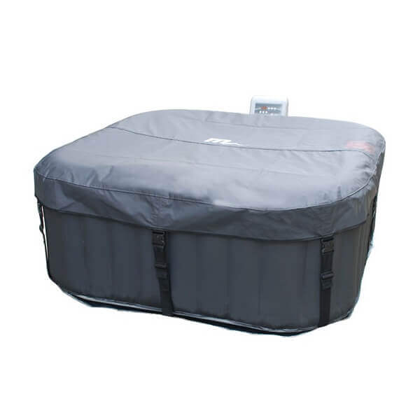 Spa gonflable mspa carr alpine lite 4 places mypiscine - Spa gonflable interieur ...