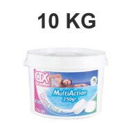Chlore Multi Action CTX 393 - 10 Kg - Galets 250 gr