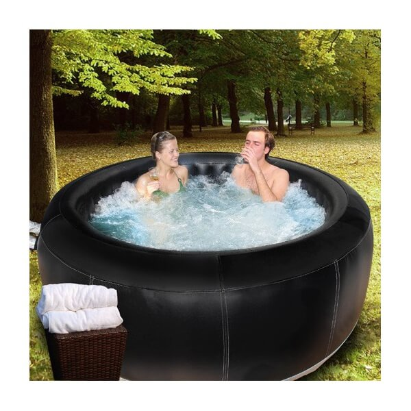 spa gonflable mspa camaro b130 4 places mypiscine. Black Bedroom Furniture Sets. Home Design Ideas