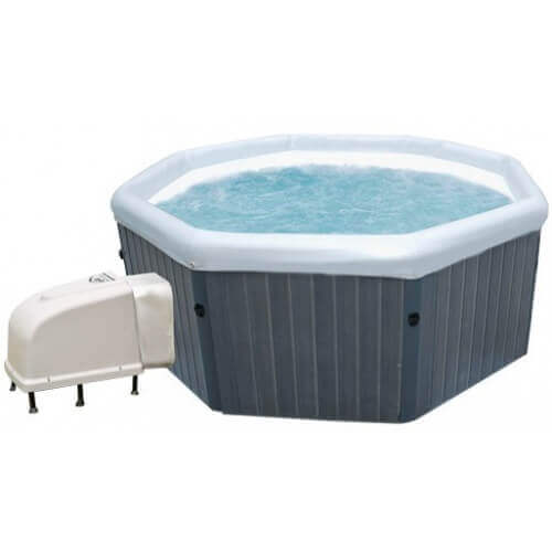 Couverture thermalux for Jacuzzi demontable