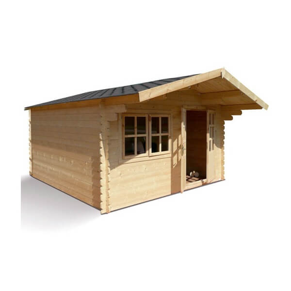 D co leroy merlin chalet habitable 27 metz metz for Chalet jardin leroy merlin