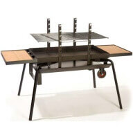 Barbecue Feu-Roulant LUXE géant FR150