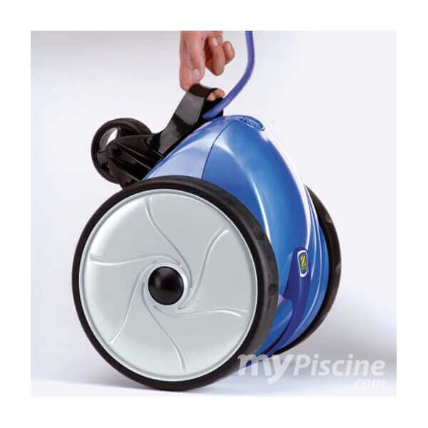 Robot de piscine zodiac vortex 1 mypiscine for Robot piscine vortex