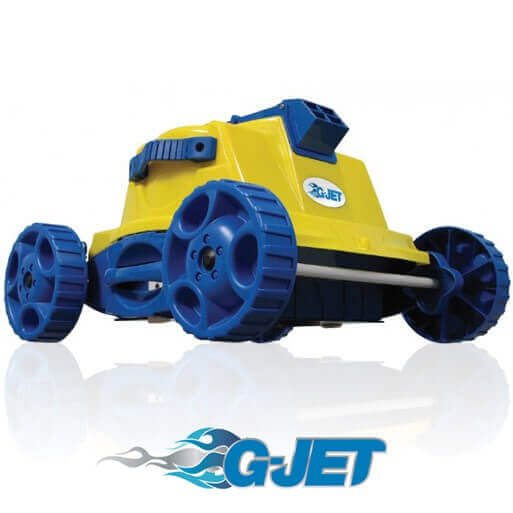 Robot de piscine lectrique g jet mypiscine for Robot de piscine