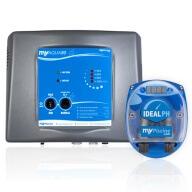Pack électrolyseur régulateur pH piscine