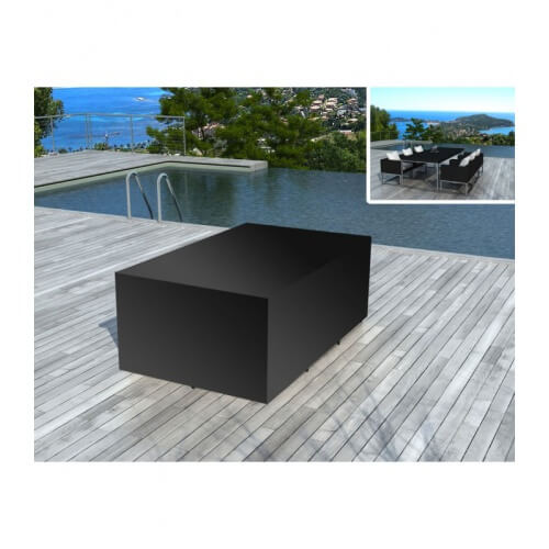 housse de protection pour salon de jardin sd1004 mypiscine. Black Bedroom Furniture Sets. Home Design Ideas