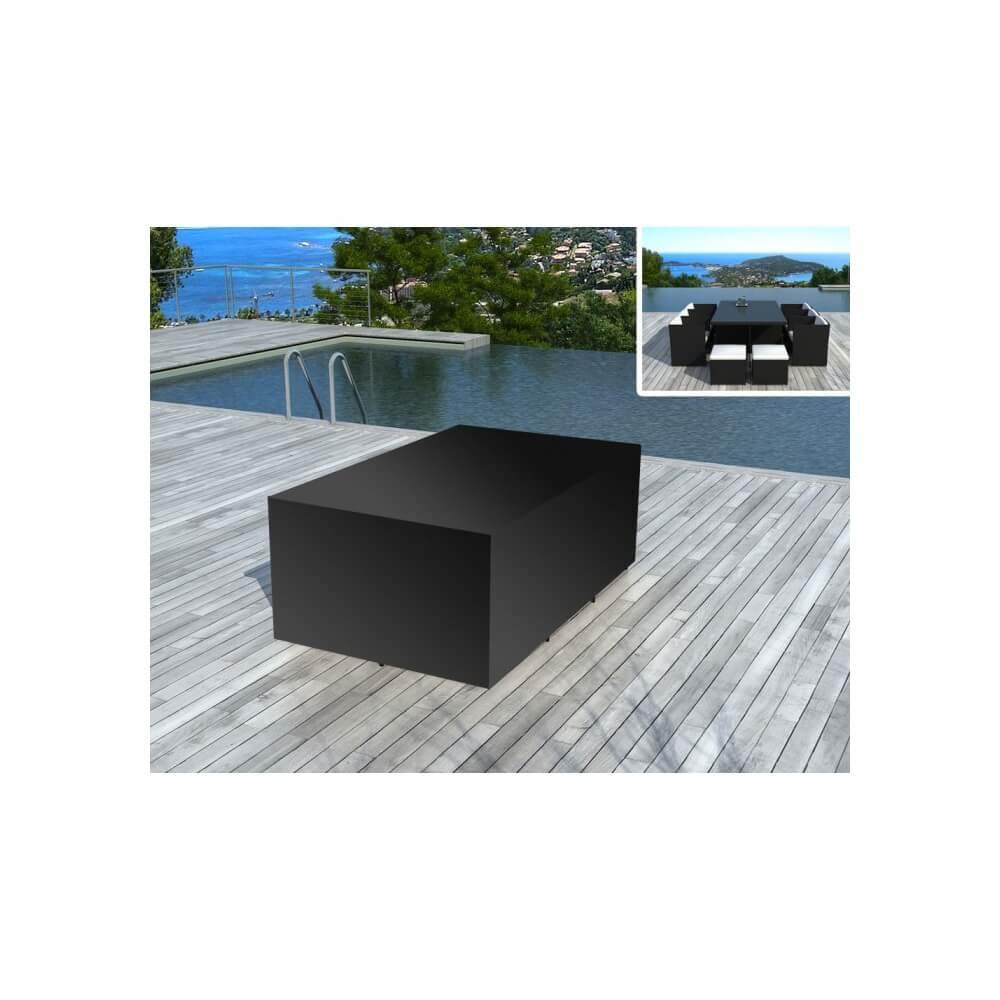 housse de protection pour salon de jardin sd8220 mypiscine. Black Bedroom Furniture Sets. Home Design Ideas