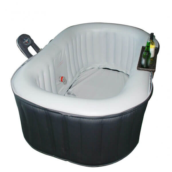 Spa gonflable mspa alpine lite sp b100l 2 places mypiscine - Spa gonflable interieur ...