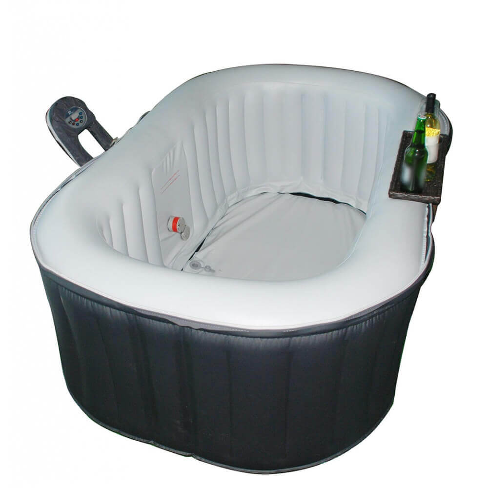 Spa Gonflable Mspa Alpine Lite Sp B100l 2 Places Mypiscine