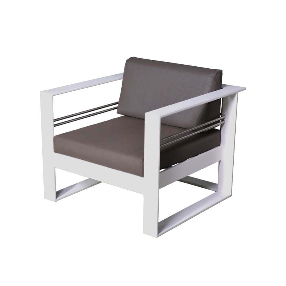 salon de jardin en aluminium st tropez 6 places mypiscine. Black Bedroom Furniture Sets. Home Design Ideas