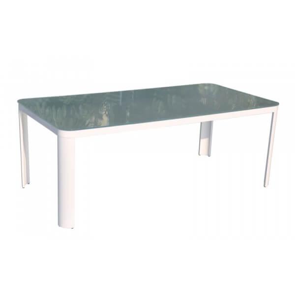 table et chaises de jardin sydney mypiscine. Black Bedroom Furniture Sets. Home Design Ideas