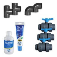 Kit By Pass piscine 32 mm