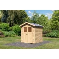Abri de jardin en bois 19mm List 2