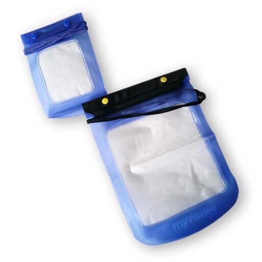 Kit de protection tanche pour ipad iphone mypiscine for Housse etanche smartphone