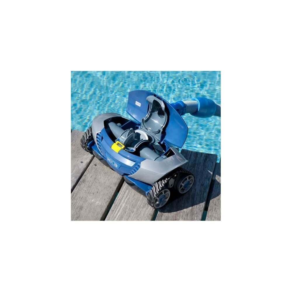 robot de piscine zodiac mx8