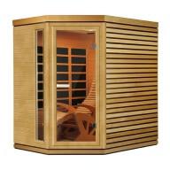 Sauna infrarouge Alto Solo Nature - 2 places