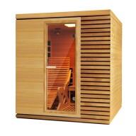 Sauna infrarouge Alto Duo Nature - 2 places