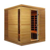 Sauna infrarouge Alto Family Nature - 3 à 4 places