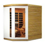 Sauna infrarouge Alto Solo Prestige - 1 à 2 places