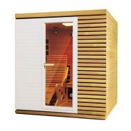Sauna infrarouge Alto Duo Prestige - 2 places