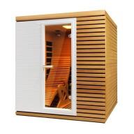 Sauna infrarouge Alto Family Prestige - 3 à 4 places