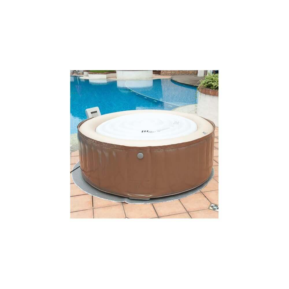 Spa gonflable reve jb301 4 places mypiscine for Piscine 4 places