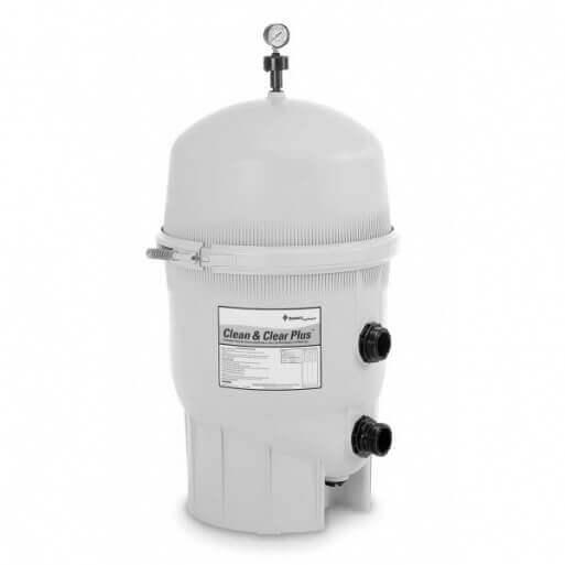 Filtre multi-cartouches Clean & Clear CC+320 29,7 m3/h