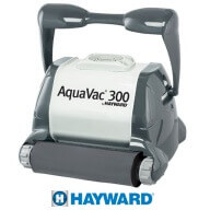 Hayward Aquavac 300 - Brosses mousse