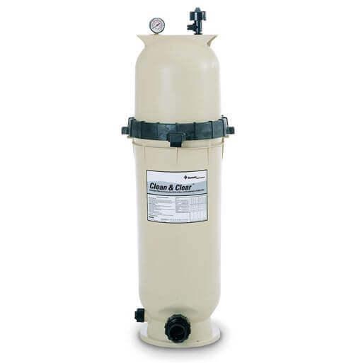 Filtre mono cartouche Clean & Clear CC200 18,6 m3/h