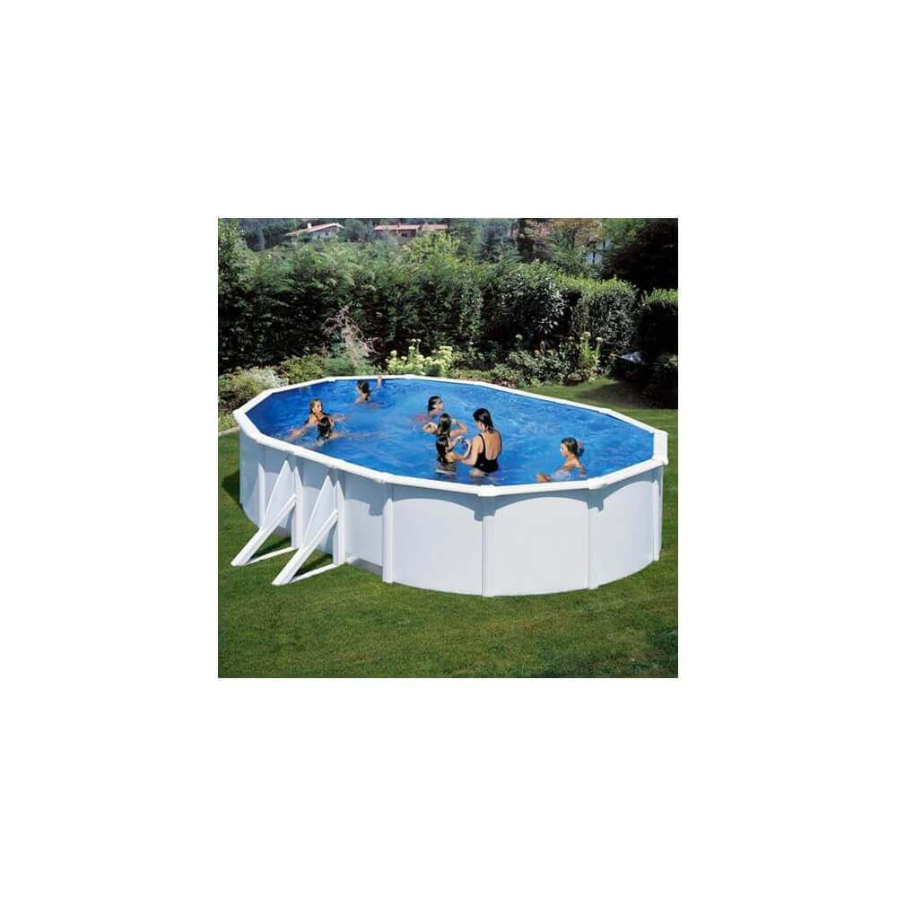 piscine hors sol gre fidji 610 x 375 h120 cm kit610eco. Black Bedroom Furniture Sets. Home Design Ideas