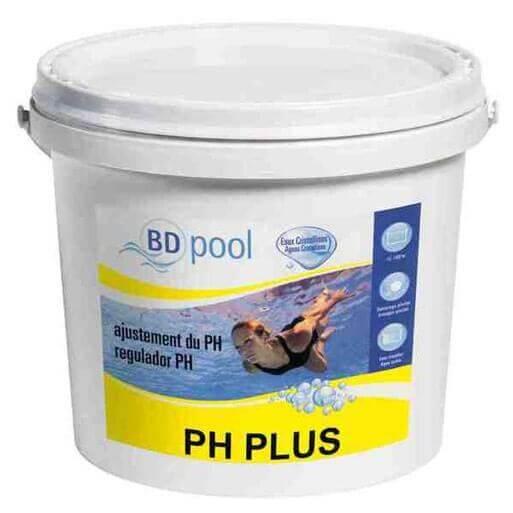 Ph plus pour piscine en granule seau de 5kg mypiscine for Augmenter le ph piscine