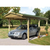Carport Satteldach Simple Classic - 297 x 496 cm