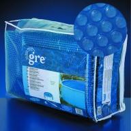 Bâche à bulles pour piscine Easy Set D 457 cm - Gré
