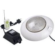 Kit spot LED 406 RGB + Télécommande pour piscine hors-sol