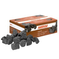 Pierres pour poêle électrique de sauna - 20 Kg - Ø 5-10 cm