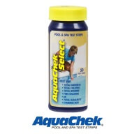 AquaChek Select 7 en 1 (x50 Bandelettes)
