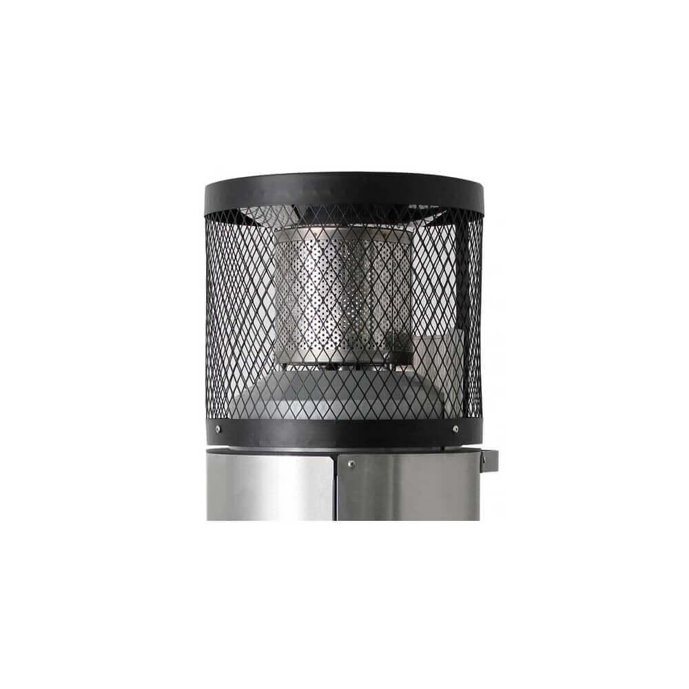 chauffage ext rieur pour terrasse cosy polo mypiscine. Black Bedroom Furniture Sets. Home Design Ideas