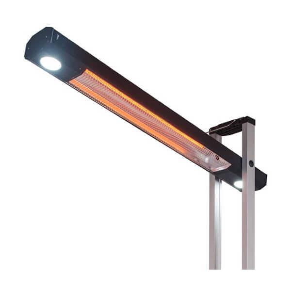 Chauffage ext rieur favex pavia for Lampe electrique exterieur