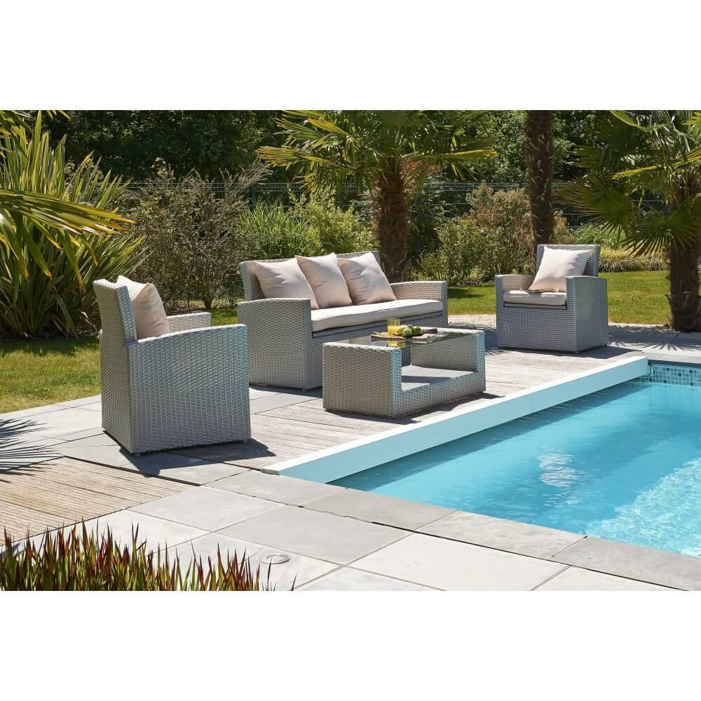 salon de jardin m diterran e confort mypiscine. Black Bedroom Furniture Sets. Home Design Ideas