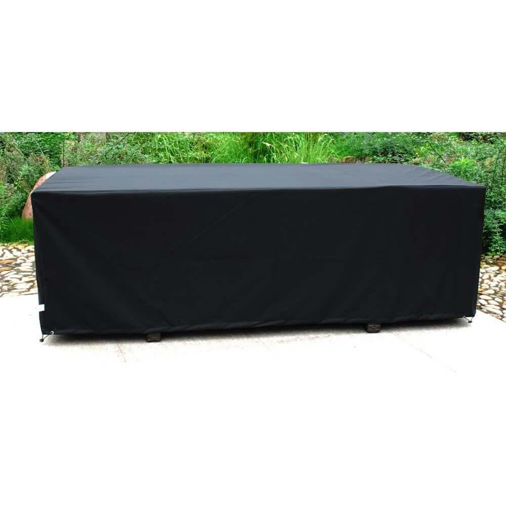 housse de protection pour table 210x105 cm mypiscine. Black Bedroom Furniture Sets. Home Design Ideas