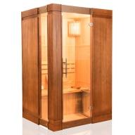 Sauna vapeur OPAL 2 places