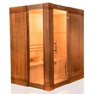 Sauna vapeur OPAL 3 places