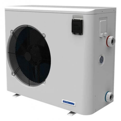 Pompe chaleur astralpool evo top 21 kw triphas e - Pompe chaleur piscine silencieuse ...