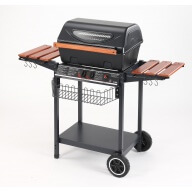 Barbecue gaz CORFU avec capot